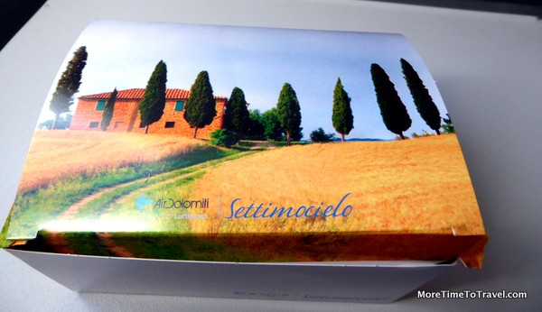 Air Dolomiti: Seventh Heaven