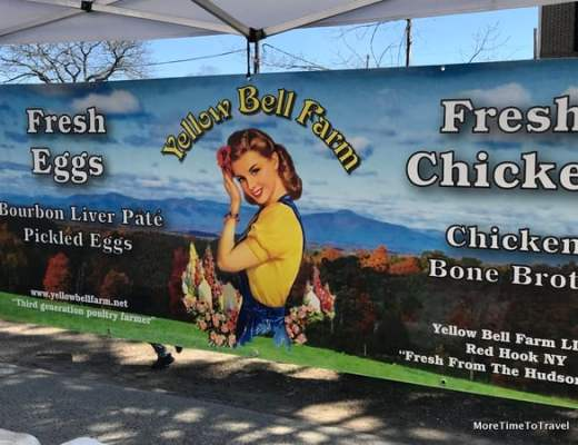 Winning graphics at the Pleasantville Farmers Market