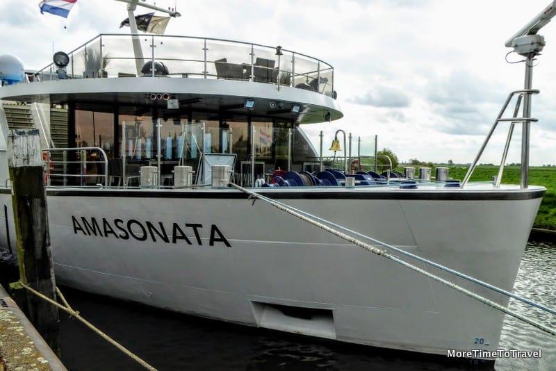 AmaSonata on a Tulip Time Cruise in the Netherlands