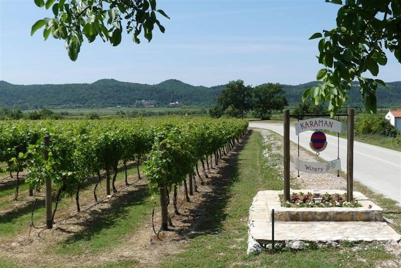Award-winning Karaman Winery