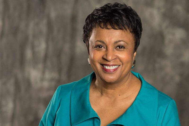 Dr. Carla Hayden (Credit: ALA