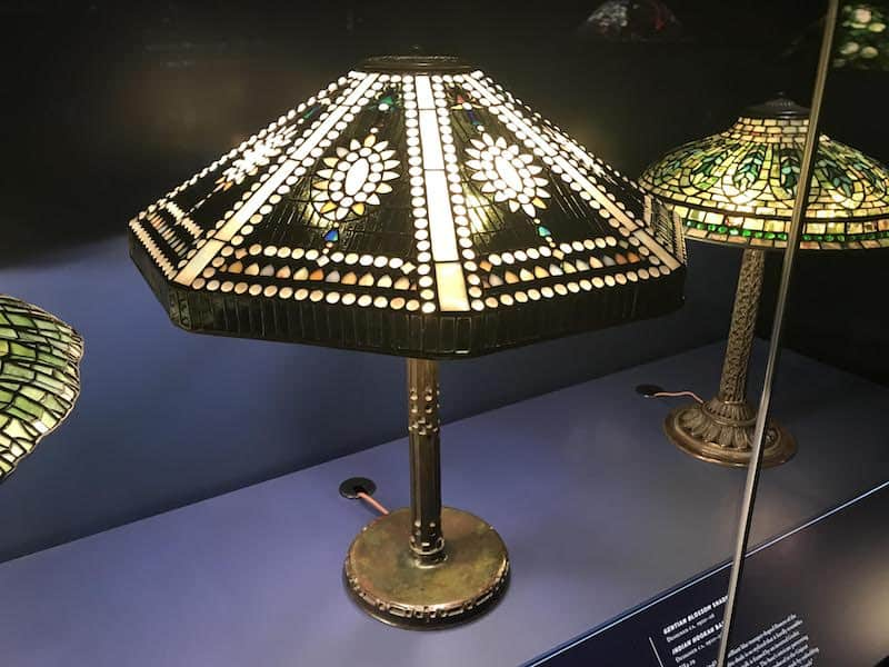 Empire Tiffany Lamp (Credit: Jerome Levine)