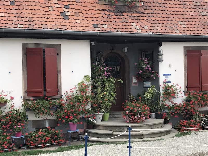 Lockhouse in Plobsheim, France