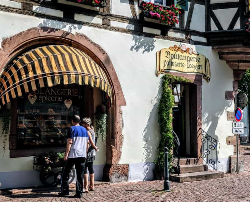 Best Day Trip from Strasbourg - Bakery in Kayserberg