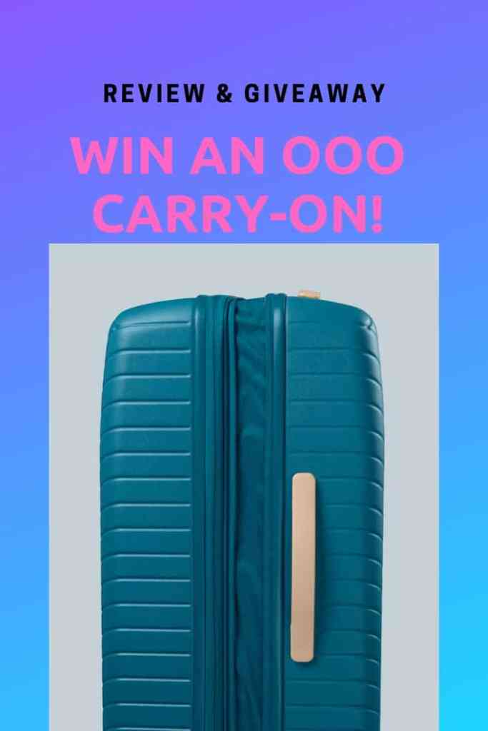 OOO Carry-On Giveaway