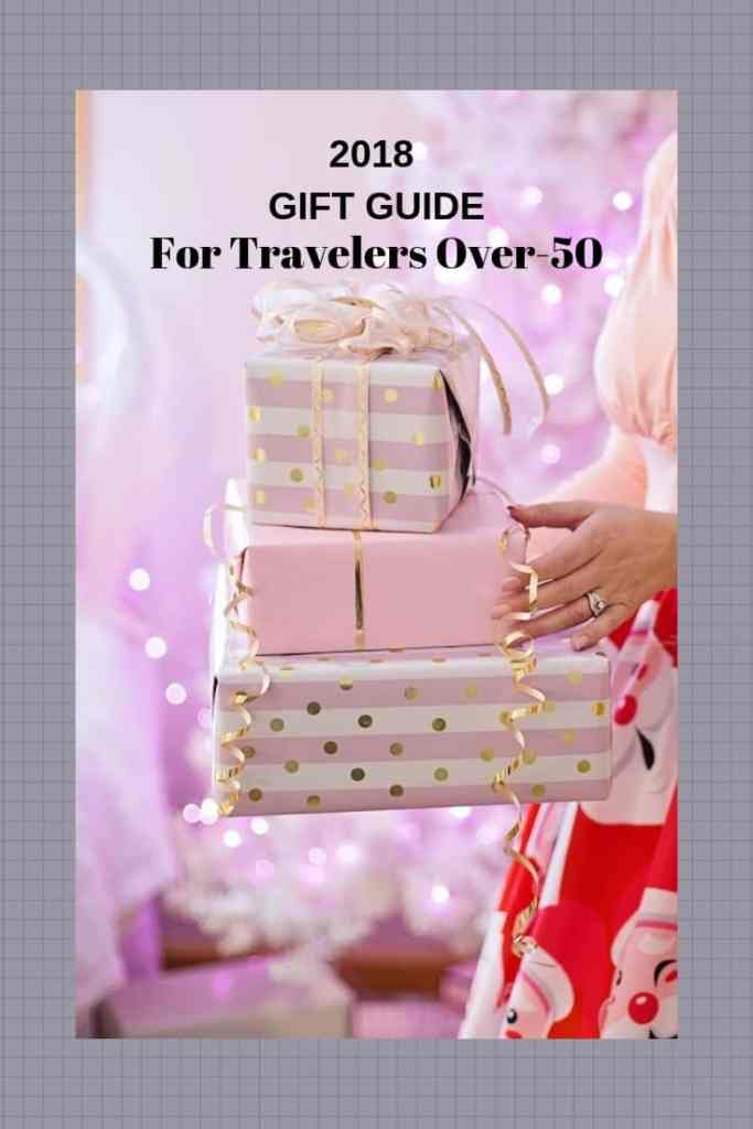 Gift Guide For Travelers Over 50