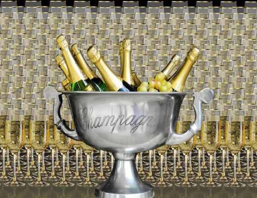 Pixabay: Champagne and Champagne alternatives