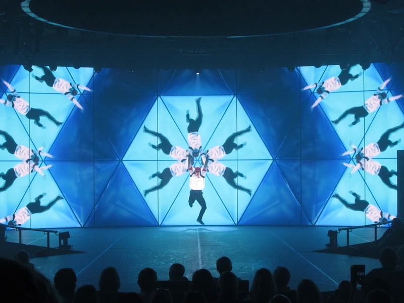Dance and Special Effects Spectacle