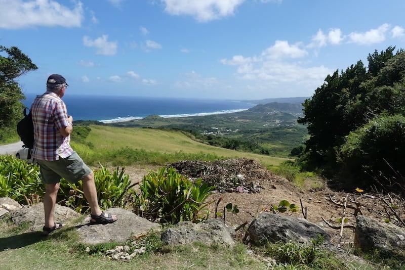 Rugged East Coast of Barbados