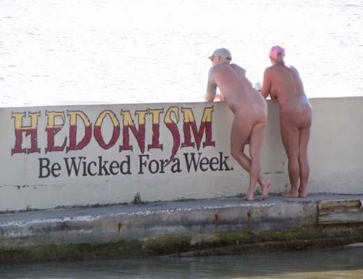 Hedonism II: A Clothing Optional Resort in Jamaica
