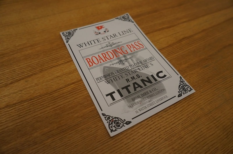 The Titanic Museum in Orlando has a collection of artifacts and re-creations of the ship