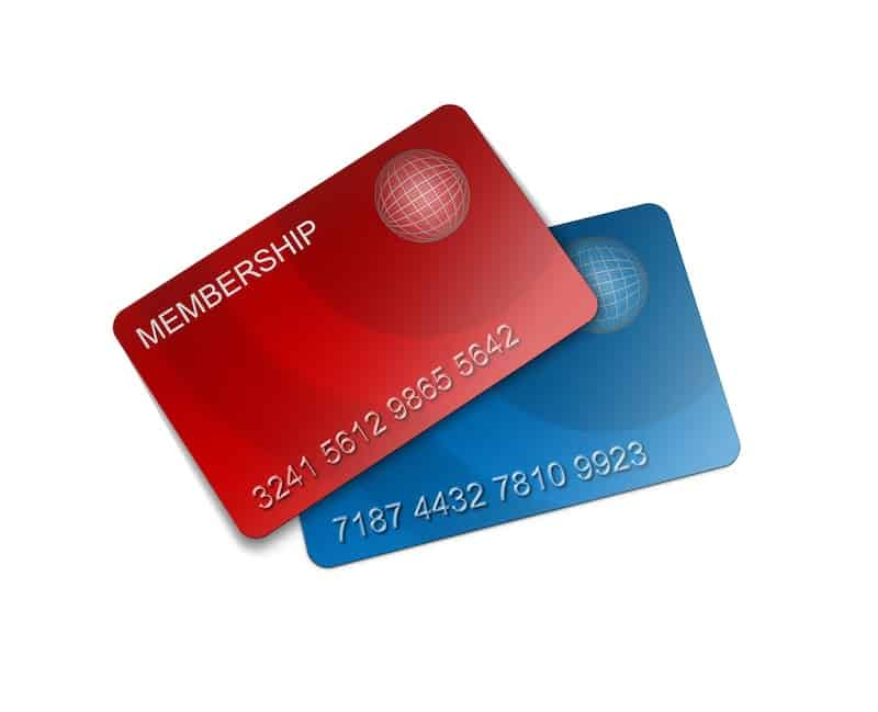 Only keep a membership card in your wallet if it confers a discount