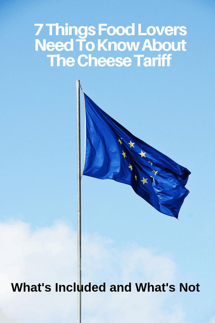 Cheese Tariff
