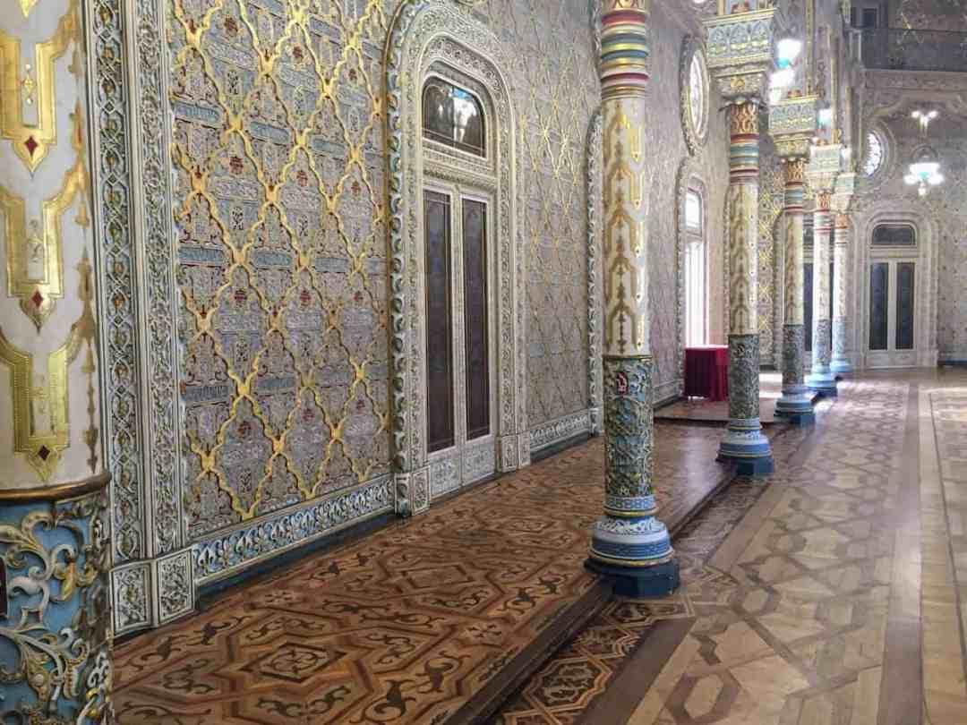 Arabian-Room-in-Palacio-da-Balsa-In-Lisbon