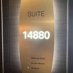 Suite 14880 on Norwegian Encore