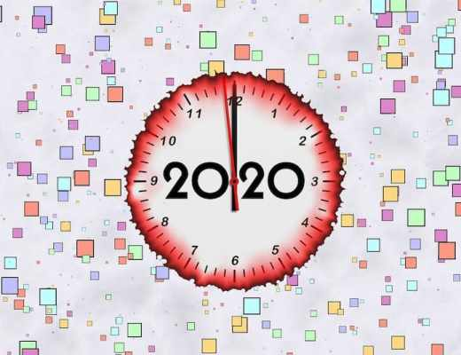 2020 New Year (Credit: Pixabay)