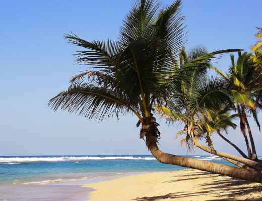 Bavaro Beach in Dominican Republic