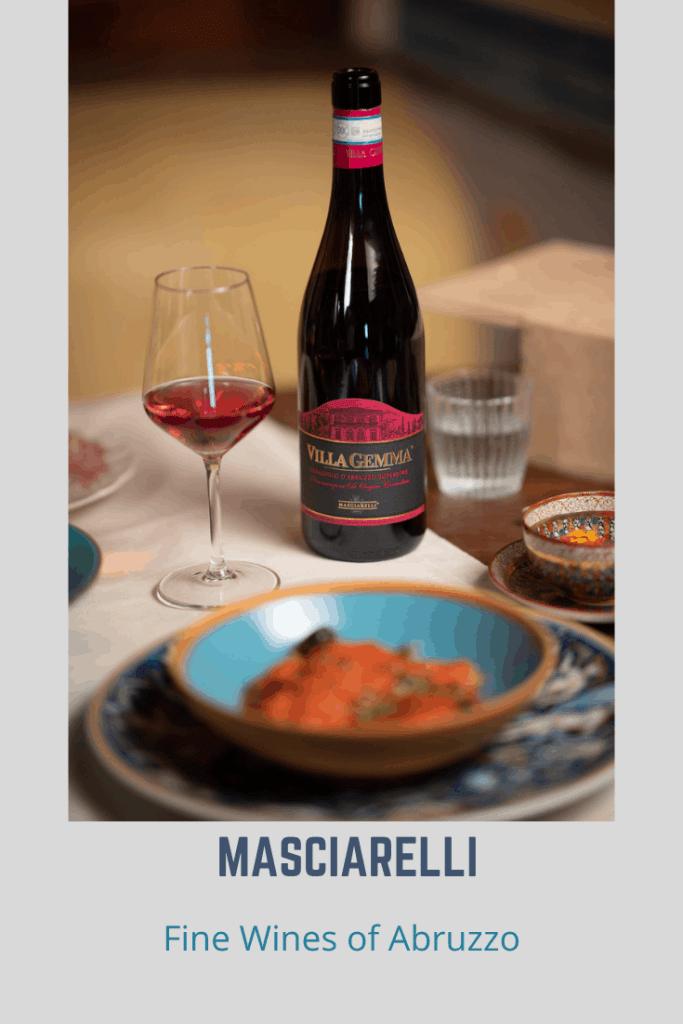 Masciarelli Wines Pin