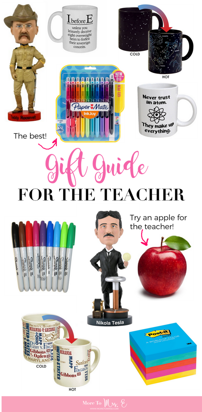 Christmas Gift Guide_Teacher Holiday Gift_What to Buy Teacher_Teacher Gift