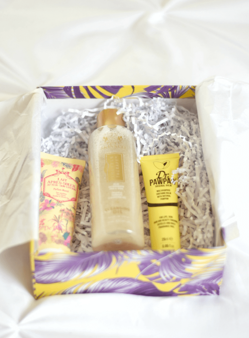Truffle Cleansing Oil July Glossybox Beauty Subscription Paw Paw Balm