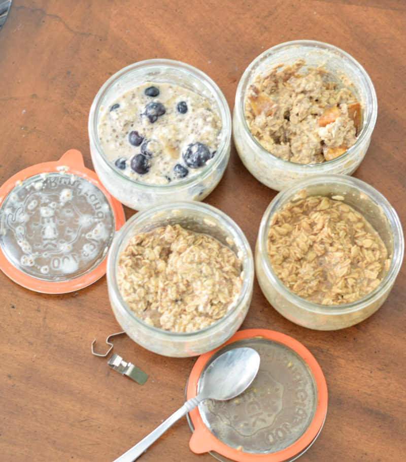 Overnight Oats: Quick and Healthy Breakfast | More to Mrs. E