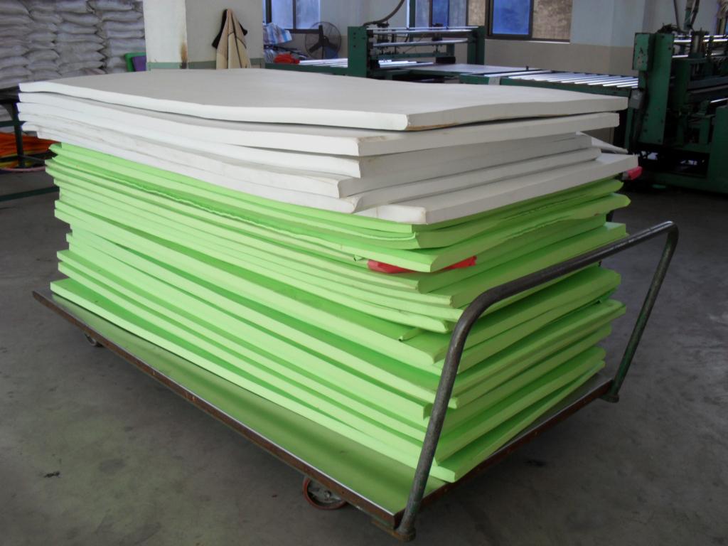 Close cell Large EVA foam sheet  Mor EVA Foam