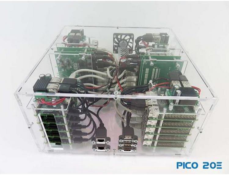 PicoCluster cube