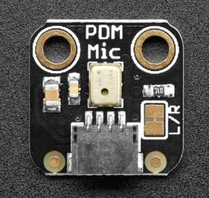 Adafruit PDM Microphone