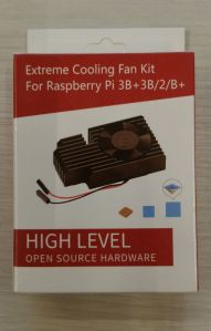 Extreme cooling fan kit