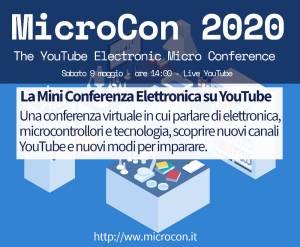 Conferenza Microcon 2020