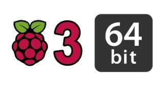 Raspbian 64 bit