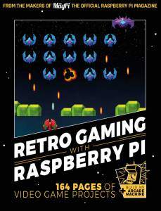Retrogaming raspberry pi
