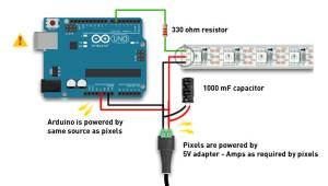 Arduino ws2812