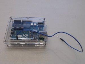 sensore capacitivo con Arduino