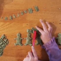 Herbal Play Dough