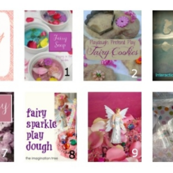 Fairy Sensory Play