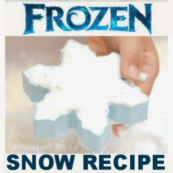 Frozen Snow