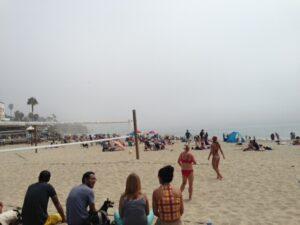 beach volleyball laguna