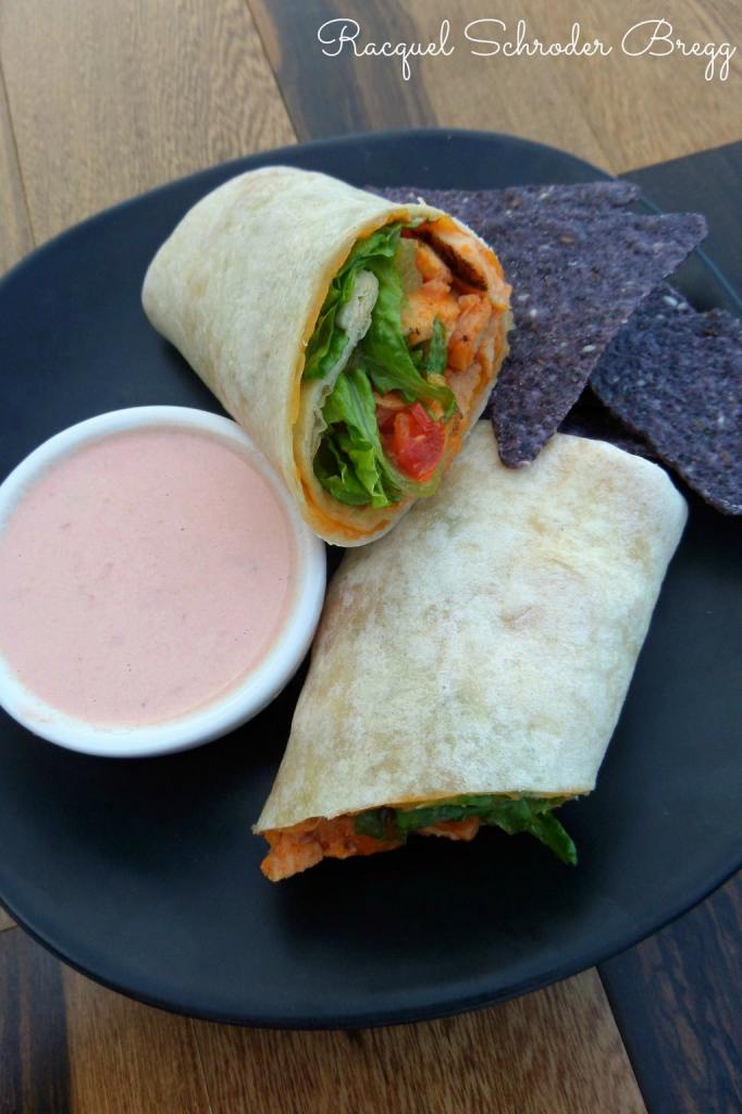 Mexican Chicken Wrap