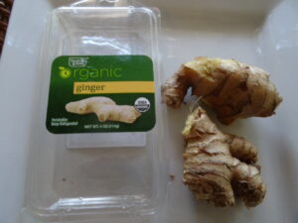 Fresh & Easy Ginger package