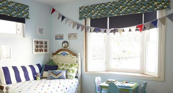 kids room hunter douglas
