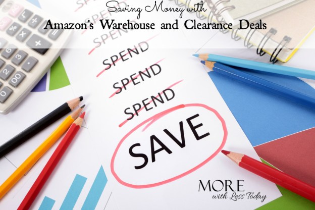 What are Amazon Warehouse Deals? Find the link to Amazon clearance items, warehouse overstock items, and last chance items at deep discounts.