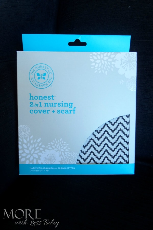 The Honest Company Nursing Scarf