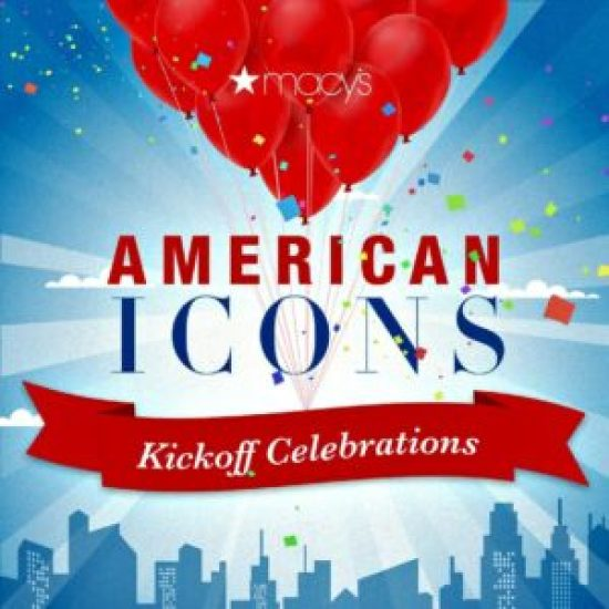 Macy's celebrates American icons event, Macy's GotYour6 savings pass 5/16, Macy's fashion event 5/16/15, Macy's fashion show May 16th, AmericanSelfie