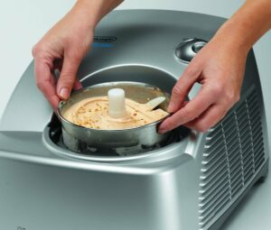 delonghi ice cream maker