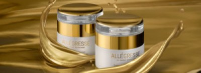 allegresse skin care seen on E!