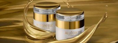 allegresse skin care seen on E!