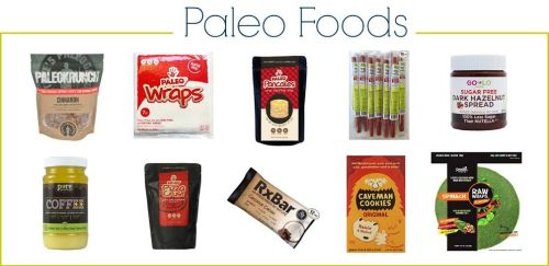 paleo food from amazon