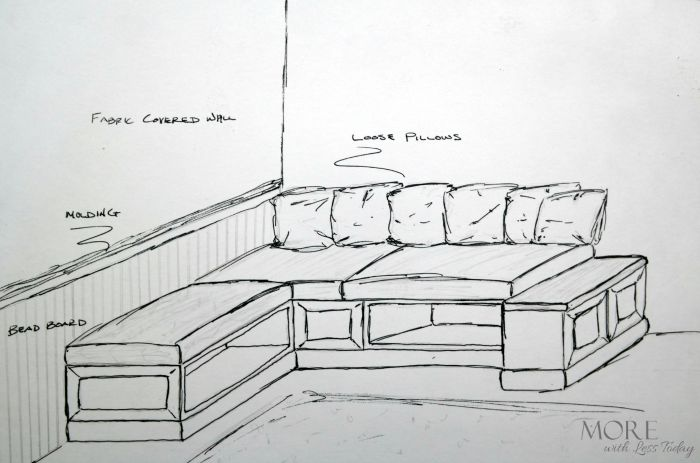 Sectional Sketch