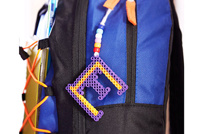 Perler Backpack Dangler Michaels